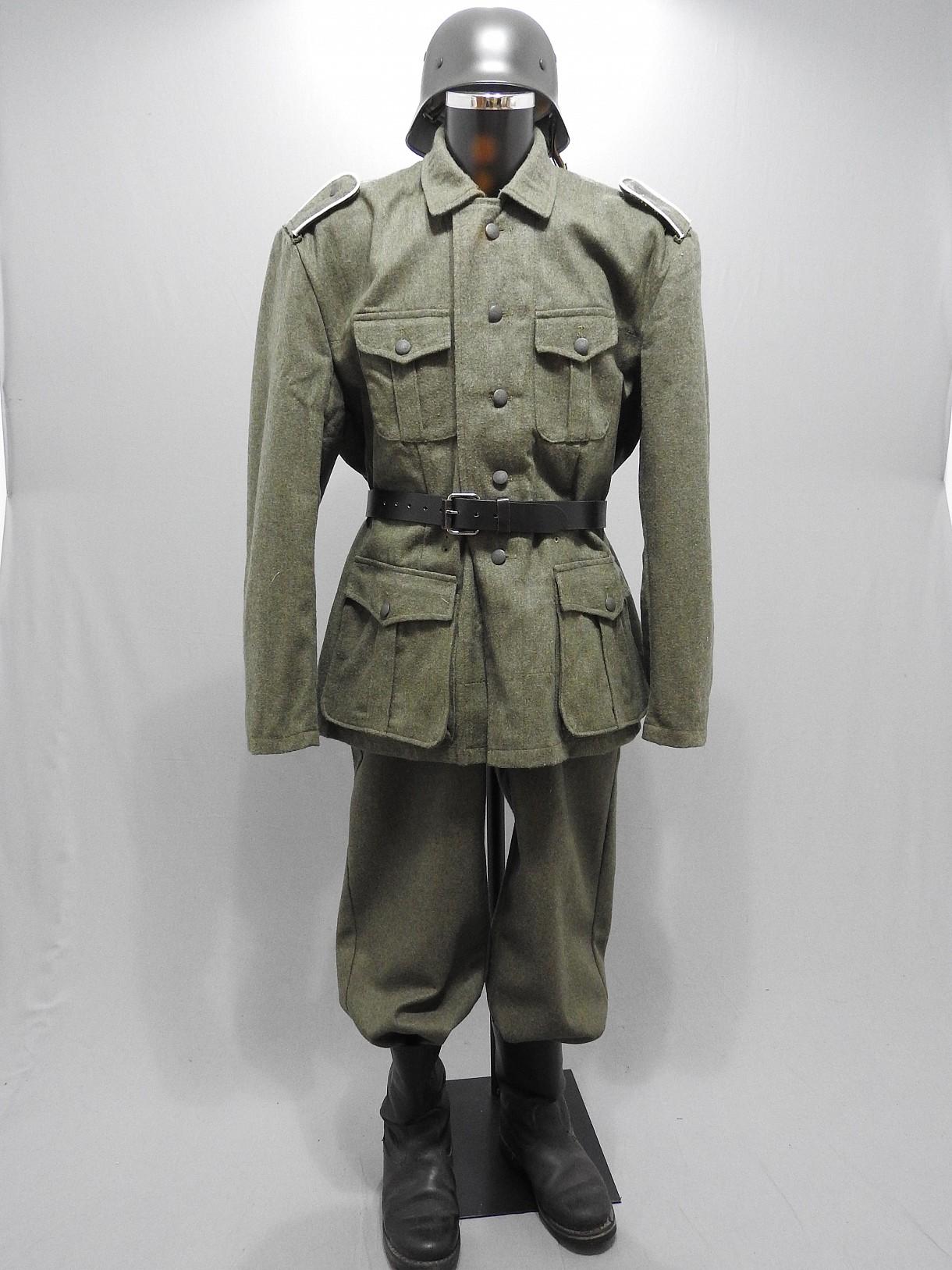 ETA 19 soldat de la Wehrmacht